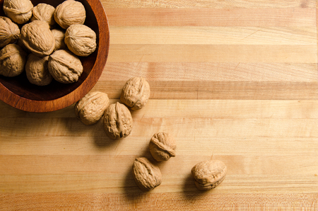 omega 3: Walnut Snack