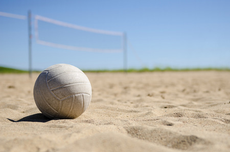 Volley-ball de plage  Banque d'images - 29657005