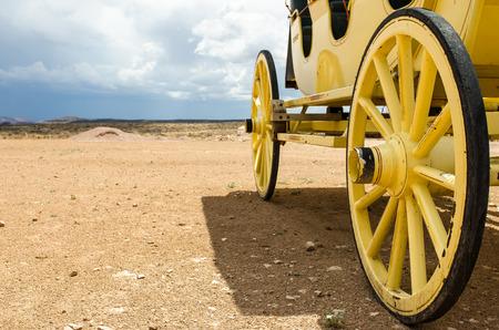 horse drawn carriage: Wagon Wheels
