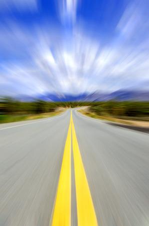 no pase: Zoom en la calle