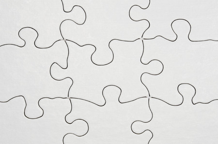 complete solution: Puzzle pieces