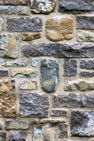 Steinwand Standard-Bild - 83630244