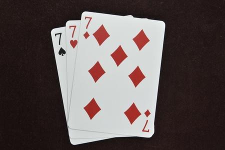 tripple: Playing Card