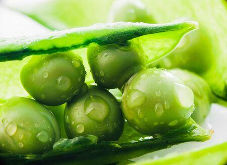 green pea: Green pea