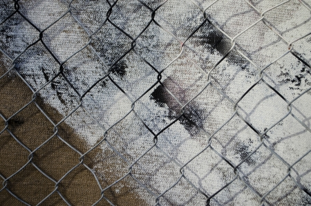 wire mesh texture Stock Photo - 20773181
