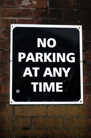 no parking: No Parking