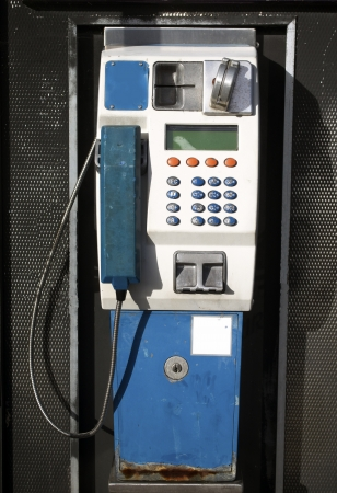 Public Phone  photo