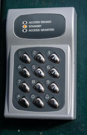 interphone: Access Buttons