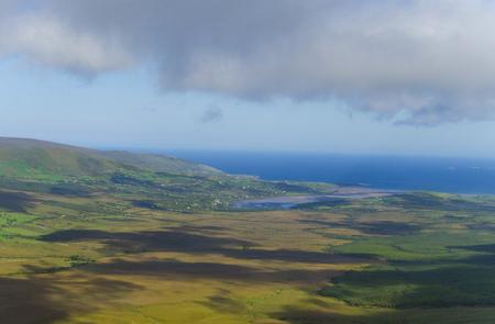 kerry: kerry landscape, ireland Stock Photo