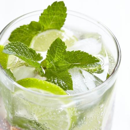 Fresh mojito cocktail Zdjęcie Seryjne