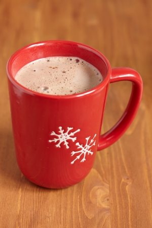 Hot Chocolate Mug Stock Photo - 22388081