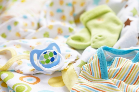 stuff: Layette for newborn baby boy