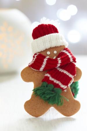 gingerbread man: Gingerbread cookie man