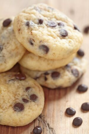 chocolate chip cookie: chocolate chip cookies