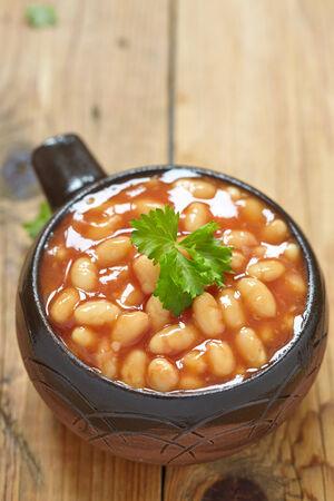 baked beans: Baked beans