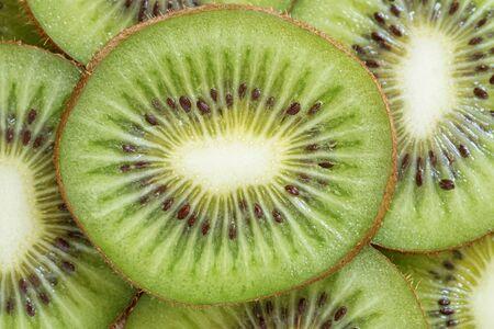 frische Kiwi Hintergrund