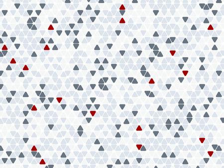 Azulejo de mosaico (azulejos agrupadas en colores) Vectores