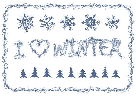 Elementos de dise�o de invierno
