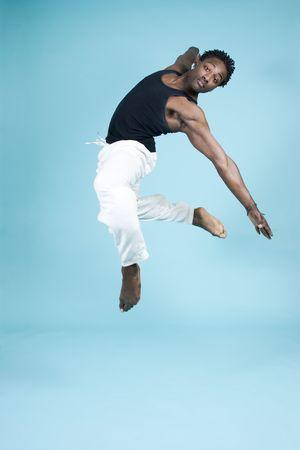 handsom: Saltando por el aire