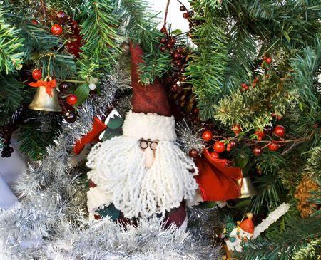Santa Claus - Christmas Toys photo