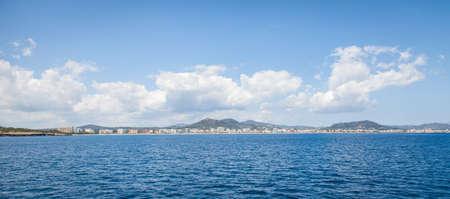 coma:  A view of Sa Coma, Majroca, Spain