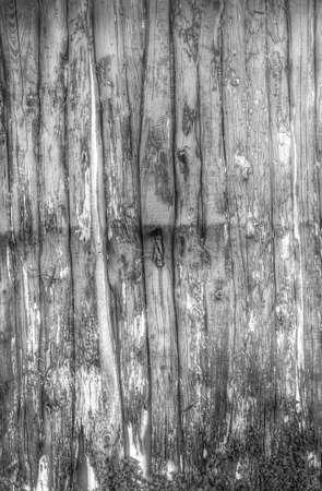 wood fence: Wood fence grunge background shot Stock Photo