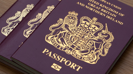 Many Uk Passports