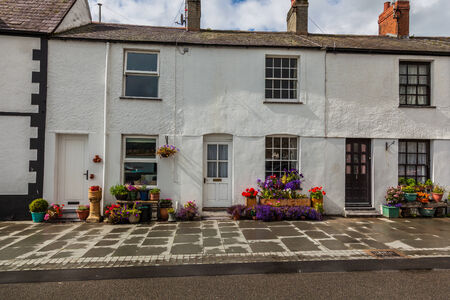 tradional: Tradional Fishing cottages in UK