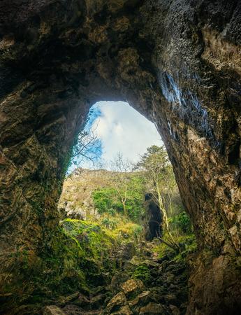 dales: Derbshire dales land scape shot