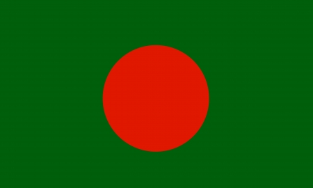 Bangladeshi Flag Stock Vector - 18474522