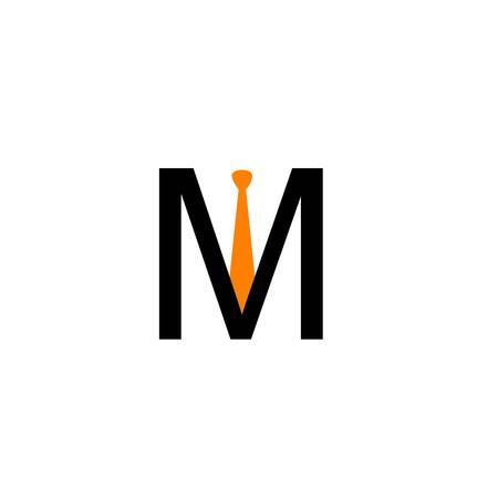 compromise: M alfabeto con lazo