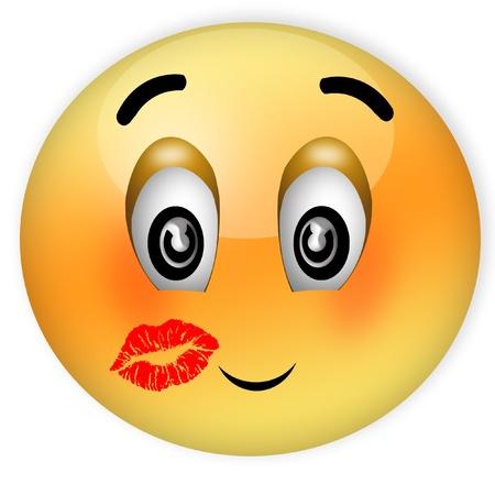 キスをしました。