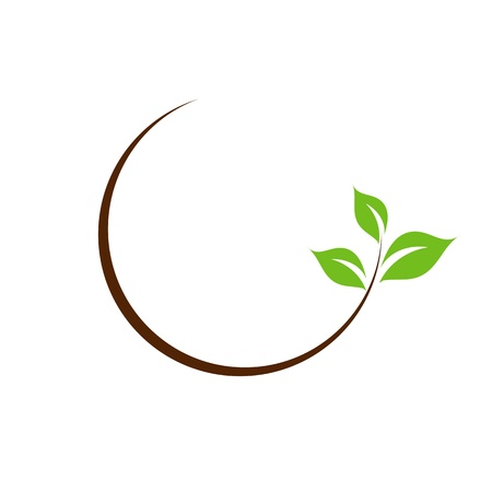 tree service business: Organic Product icon