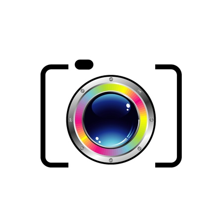 Digital camera Stock Vector - 19396458