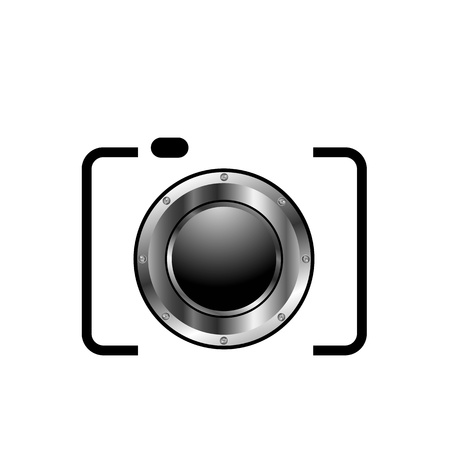 Digital camera Stock Vector - 19396457
