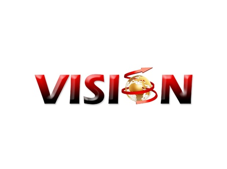 oversee: Vision Stock Photo