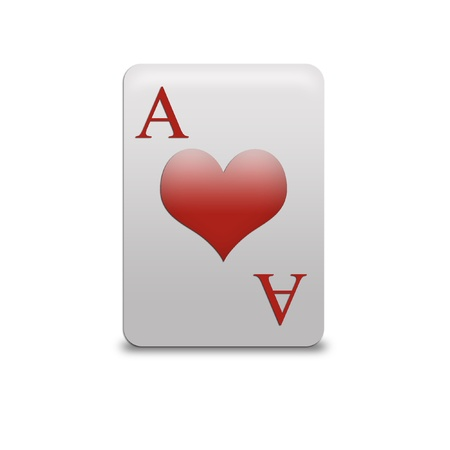 ace hearts: Ace of hearts