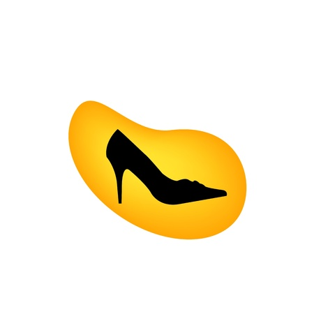 Shoe icon for business