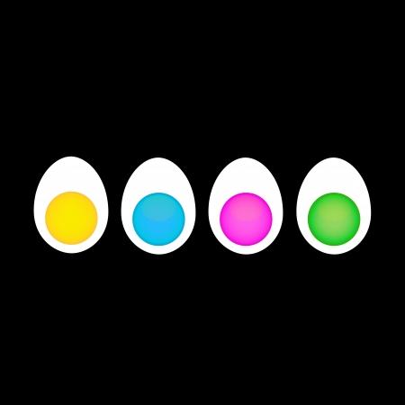 Boiled Egg 版權商用圖片 - 19865446