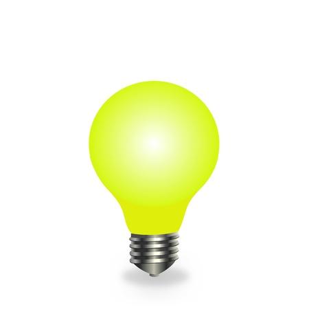 Incandescent lamp Stock Vector - 19865225