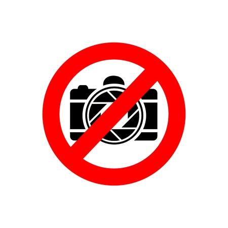 Photographic icon  イラスト・ベクター素材
