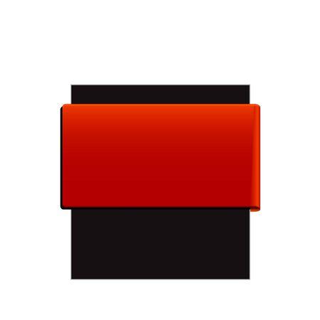 opt: Komunikat internetowej skrzynki lub opt w polu Ilustracja