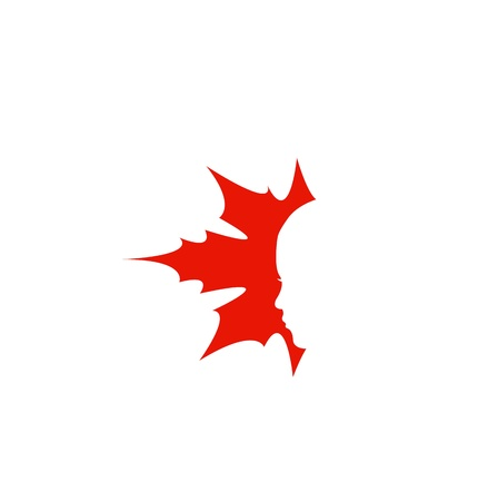 Maple leaf Stock Vector - 19942175