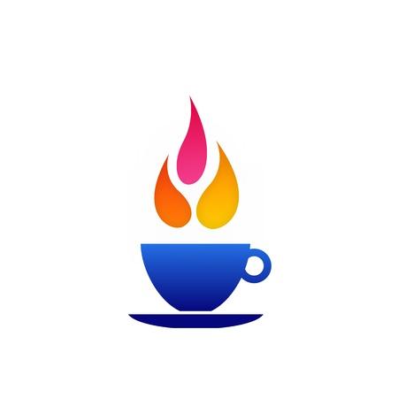 Flame coffee