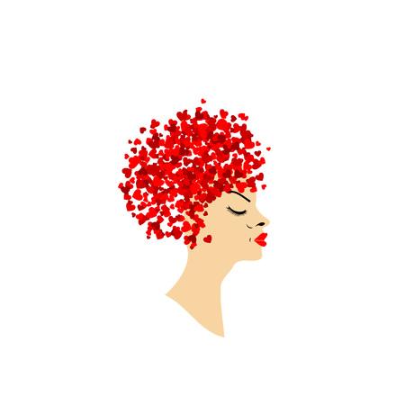 Beaux cheveux Banque d'images - 22243923