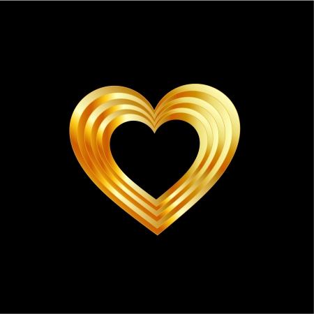 Heart shaped text box