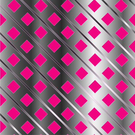 Background with pink squares Stock Vector - 23378086