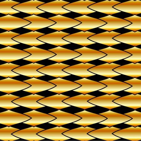 Gold fractal background Gold fractal background Stock Vector - 23378074