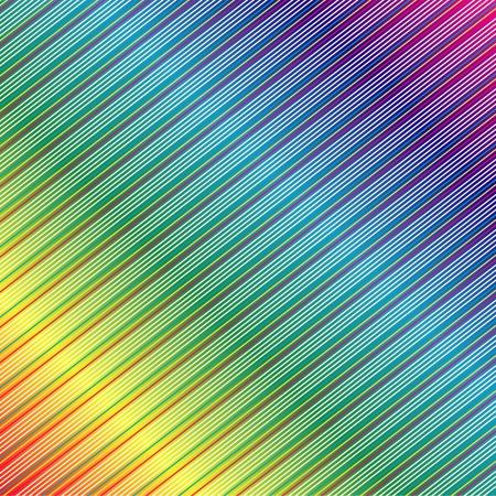 pinstripe: Colorful Pinstripe background Illustration
