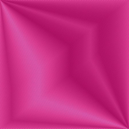 Pink metal background Vector